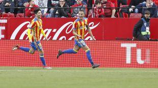 Jornada 28 Sevilla - Valencia