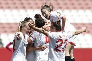 """Jornada 28 Sevilla F.C. SAD vs Madrid C.F. Fem """"A"""""""