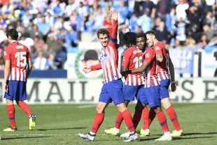 Jornada 11 Leganés - Atlético