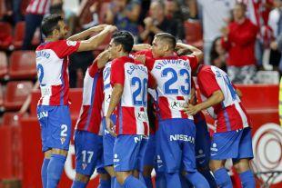 Jornada 5 Sporting - Numancia