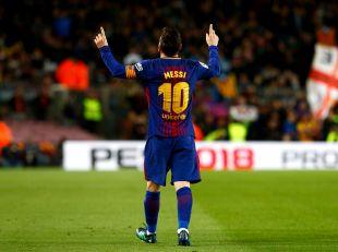 Jornada 31 FC Barcelona - Leganés