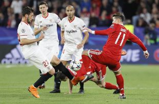Sevilla FC - FC Bayern München // EFE/José Manuel Vidal