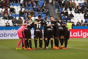 Deportivo - Eibar. Deportivo - Eibar