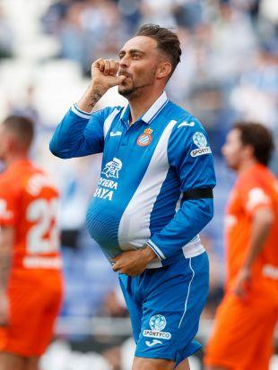 Jornada 37 Espanyol - Málaga
