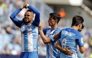 Málaga-Real Sociedad