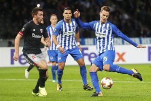 Hertha - Athletic.