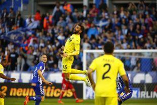 Alavés - Villarreal.