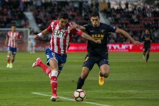 Girona - UCAM Murcia CF.