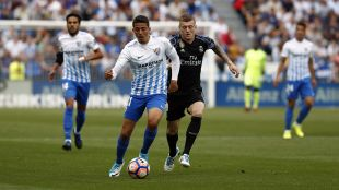 Málaga - R. Madrid. Malaga-R. Madrid