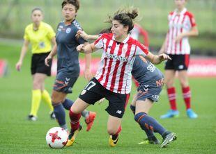 El Athletic Club se impuso por claridad al Zaragoza CFF este domingo