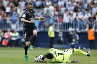 Málaga - R. Madrid.