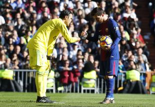 R. Madrid - FC Barcelona.