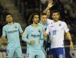 Tenerife - FC Barcelona B.