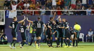 R. Madrid - Manchester U..