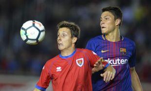 Numancia - FC Barcelona B.