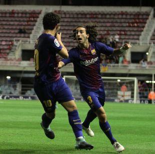 FC Barcelona B - Lugo.