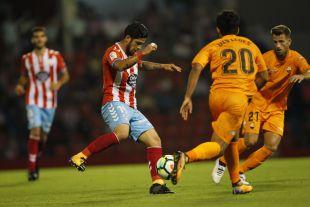 Lugo - Reus. Lugo vs Reus
