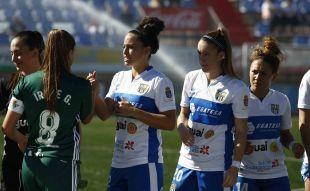 Granadilla Egatesa y R. Betis Féminas protagonizaron uno de los partidos más emocionantes del fin de semana en la Liga Femenina Iberdrola