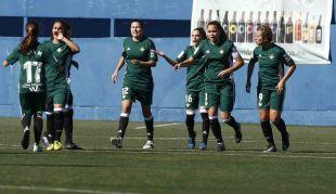 El R. Betis Féminas remontó un marcador adverso para superar por 2-3 al Granadilla Egatesa