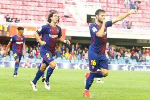 FC Barcelona B - Córdoba.