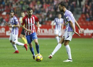 Sporting - Valladolid.