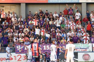 Huesca - Getafe.