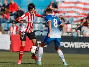 Erika Vázquez trata de zafarse de Leti.