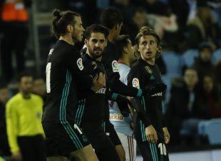 Celta - R. Madrid.