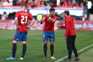 Osasuna - Sporting.