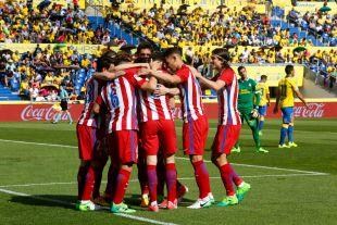 Las Palmas - Atlético.