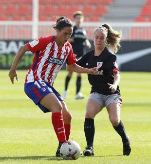 At. Madrid Femenino - Athletic.
