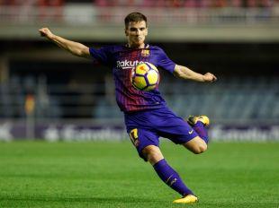 FC Barcelona B - Huesca.