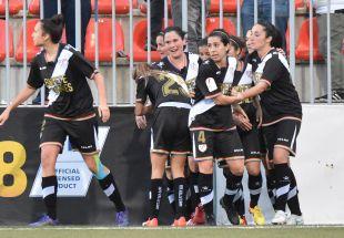 El Rayo dio la gran sorpresa de la jornada en la Liga Femenina Iberdrola al superar por 0-1 al hasta ahora líder, el At. Madrid Femenino
