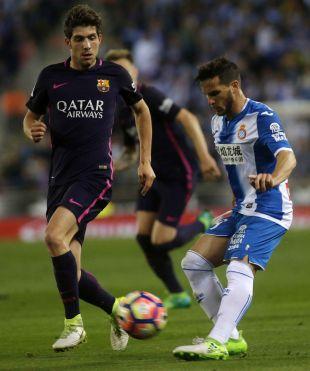 Espanyol - FC Barcelona.