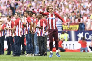 Atlético - Athletic.