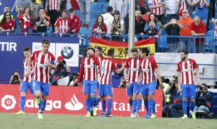 Atlético - Sevilla.
