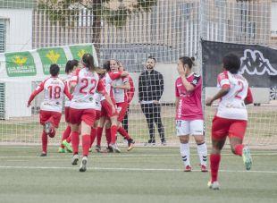 Estefa marcó el gol de la victoria del Santa Teresa CD por 1-0 ante el F. Albacete