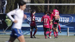 Alba Redondo marcó en el 93' el único tanto del partido.