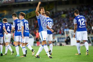 R. Sociedad - Villarreal.