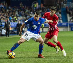 R. Oviedo - Almería. Oviedo - Almería