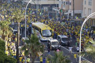 Cádiz - Tenerife.