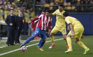 Villarreal - Sporting. VILLARREAL-SPORTING DE GIJÓN