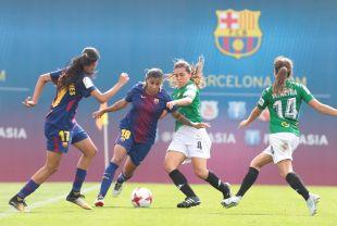 FC Barcelona - Santa Teresa CD.