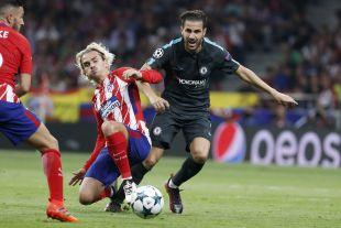 Atlético - Chelsea. EFE/Chema Moya