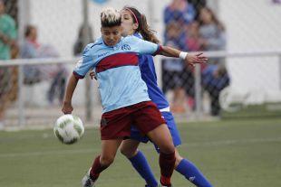 Maria José marcó el gol del Levante.