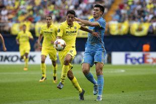 Villarreal - Astana.