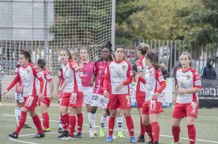 El Santa Teresa CD se dio un respiro en la parte baja de la clasificación al superar por 1-0 al F. Albacete.