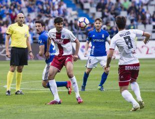 R. Oviedo - Huesca. Oviedo Huesca