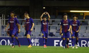 FC Barcelona B - Lorca.