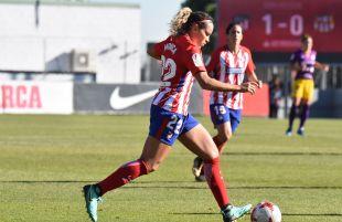 Mónica Hickmann debutó ante el Granadilla.